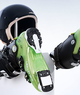 boot and helmet disinfection for ski rentals