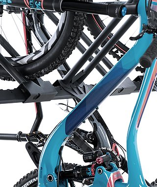 BIKE RACK - storage possibility for bicycles