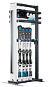 TOP PLUS RACK - Ski storage with CliQ grip system