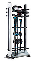 EASY PLUS RACK - ski, helmet and boot storage